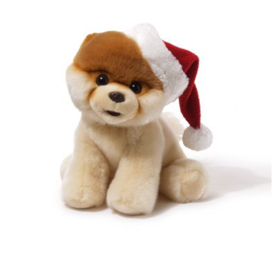 Boo The Dog Soft Toy Singapore